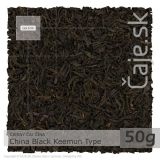 ČIERNY ČAJ ČÍNA – China Black Keemun Type (50g)