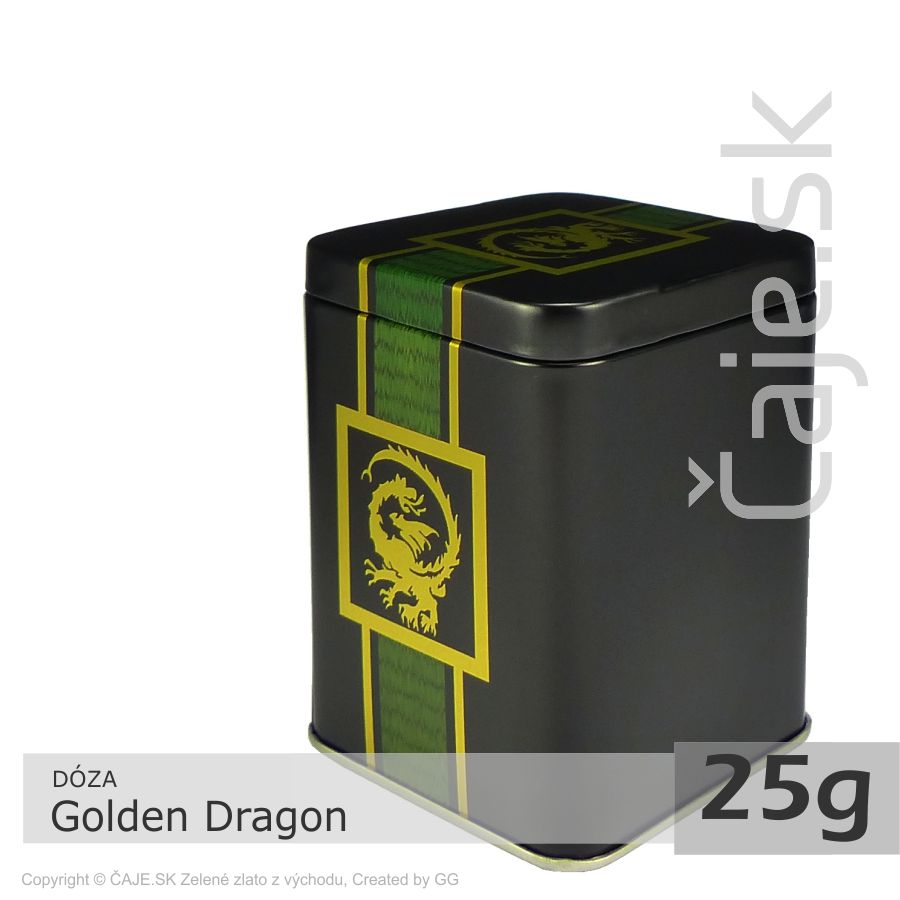 DÓZA Golden Dragon 25g