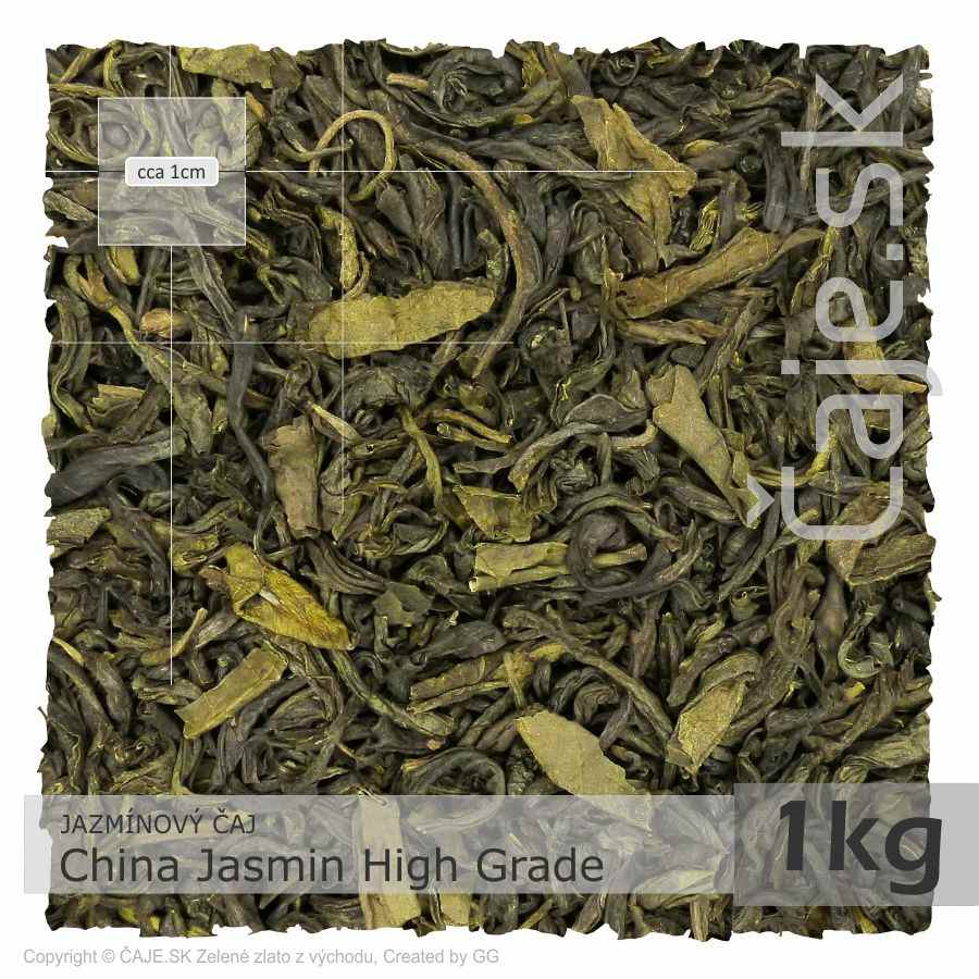 JAZMÍNOVÝ ČAJ China Jasmin High Grade (1kg)