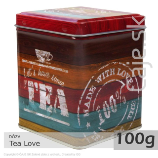 DÓZA Tea Love 100g